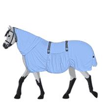 Ekzemerdecken für Pferde