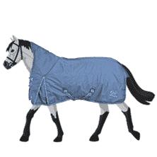 Highneck-Decken für Pferde