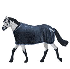 Paradedecken für Pferde