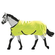 Reflexdecken für Pferde