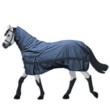 Regendecken für Pferde