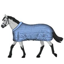 Stalldecken für Pferde