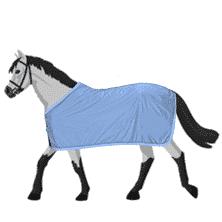 Transportdecken für Pferde