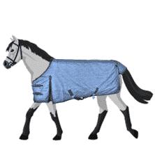 Übergangsdecken für Pferde