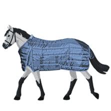 Winterdecken (Thermodecken) für Pferde